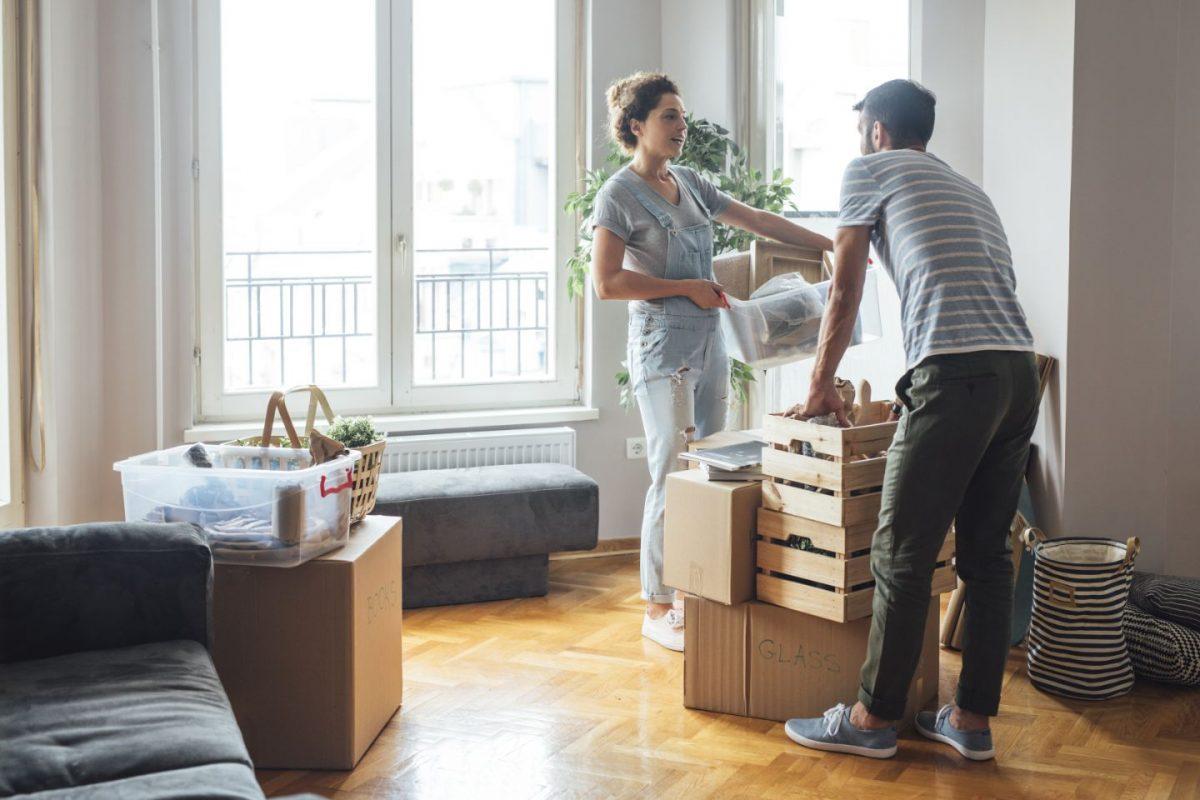 Quelques conseils d'aménagement de son nouveau logement